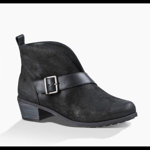 Ugg Wright Strap Leather Booties